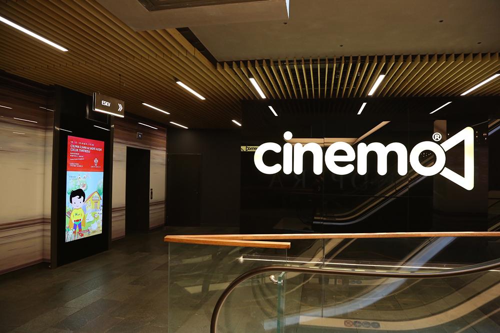 Cinemola - Sistem9