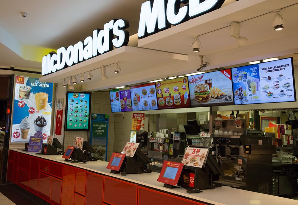 Mc Donald's - Sistem9